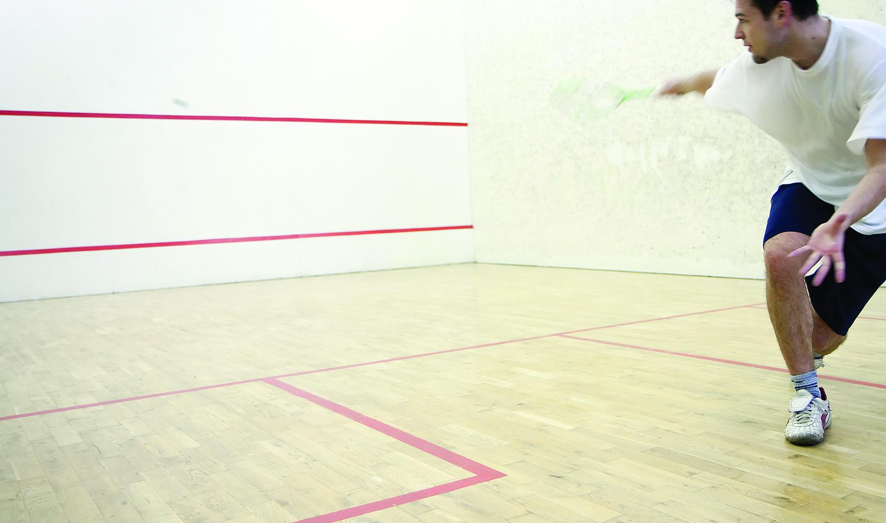 Courtlite Racketball Court Lighting