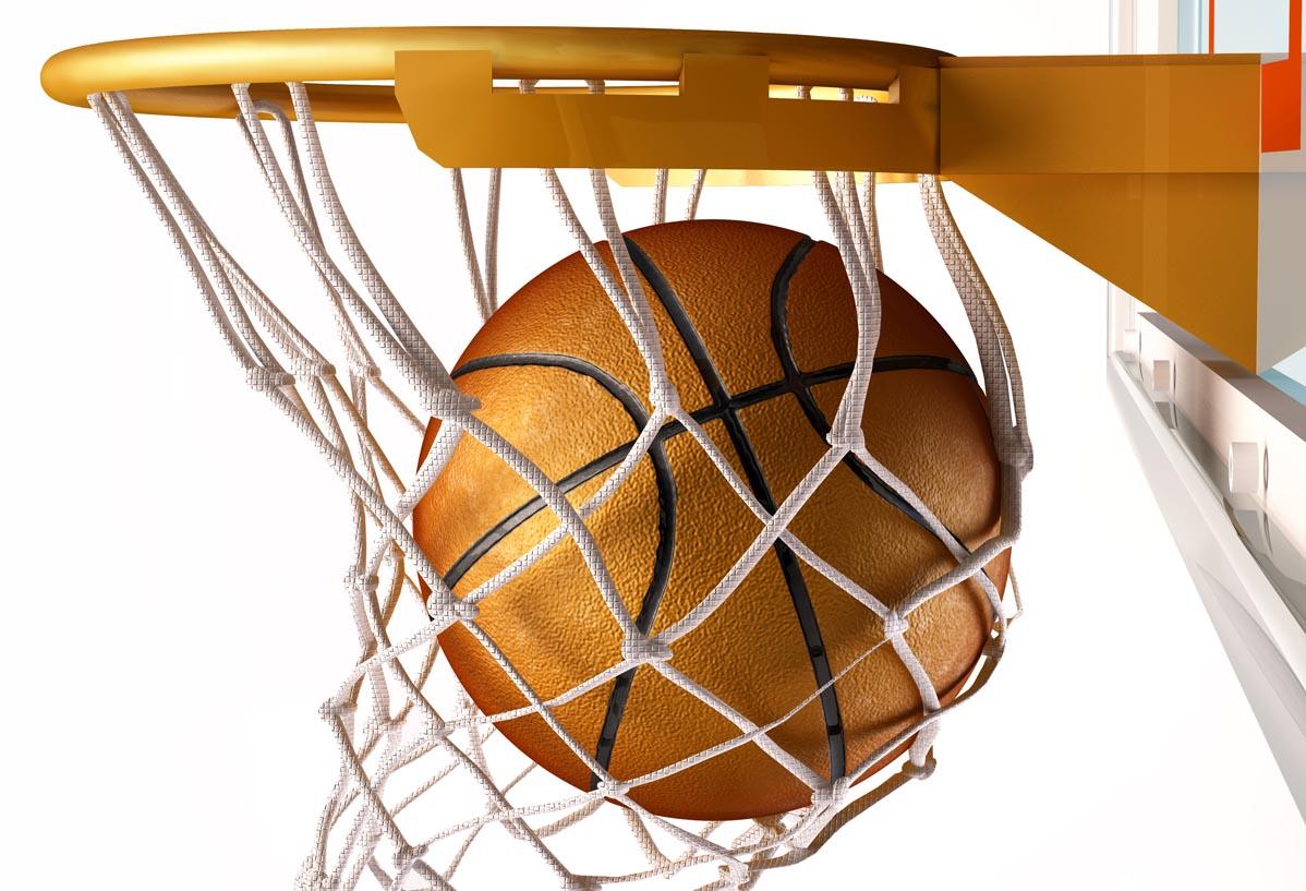 Courtlite basketball