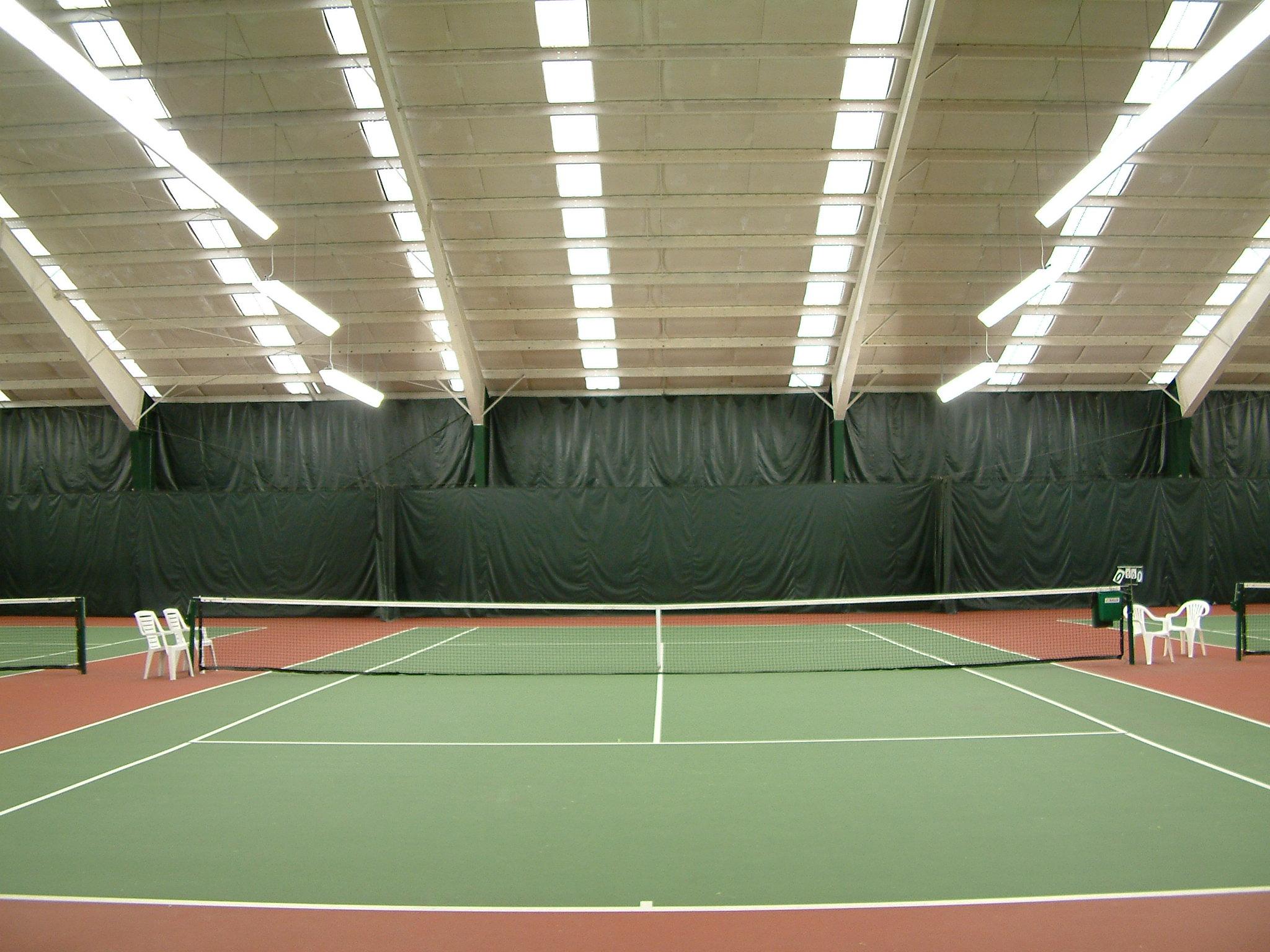 Case Study Boeing Employee Tennis Club