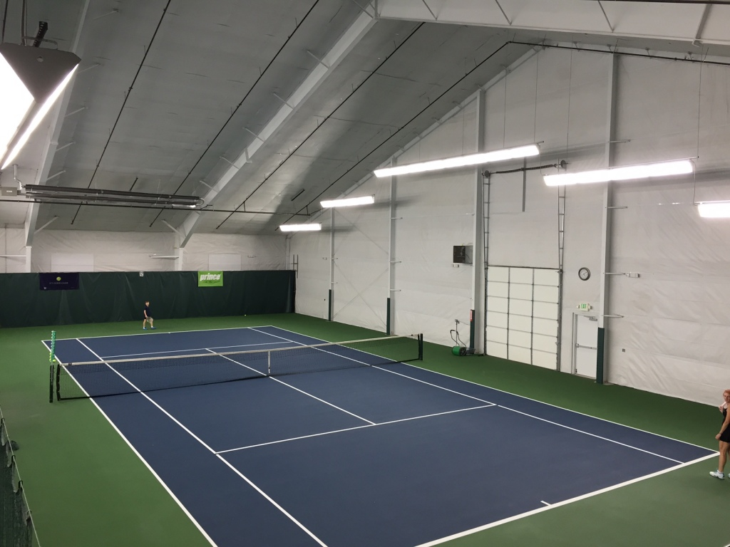 Boise swim racquet club for Racquetball court construction cost